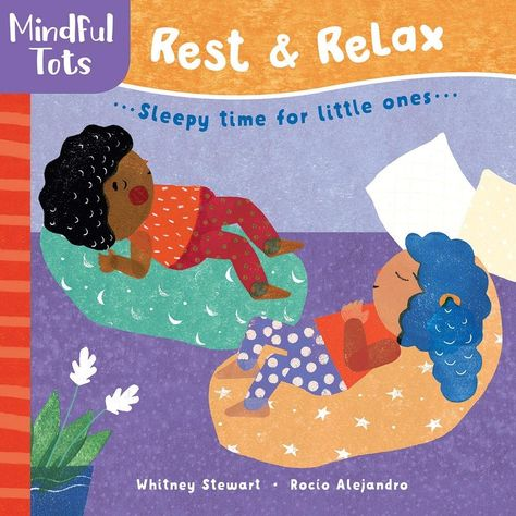 Book: Mindful Tots - Rest & Relax