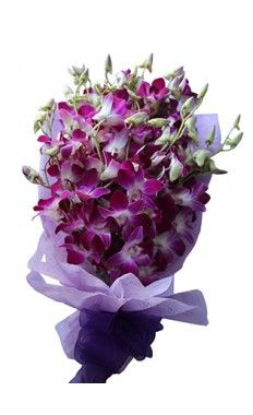 Pin By Flowerstore Ae On Fathers Day Orchid Bouquet Anniversary Flowers Orchids