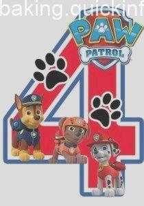 imprimibles de paw patrol - Ideas para las fiestas Infantiles, Para Mujeres Homb...