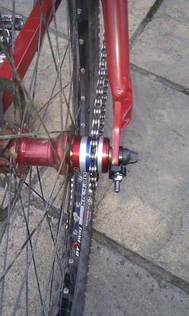 DMR Single Speed Spacer Kit with 16t Cog