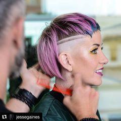 Pin Von Alex E Auf Hair In 2019 Frisuren Vokuhila Frisur