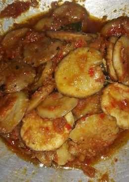 Masak Jengkol Balado : masak, jengkol, balado, Jengkol, Balado, Food,, Chicken