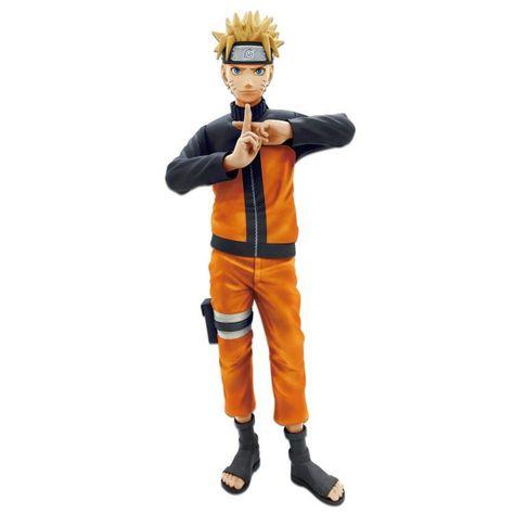 Banpresto Grandista: Naruto Shippuden - Nero Uzumaki Naruto