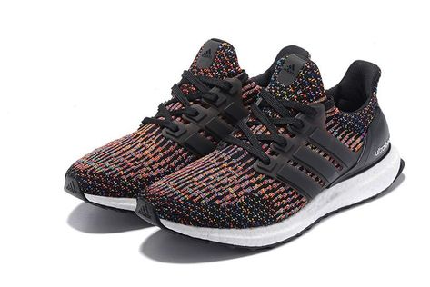 Adidas Ultra Boost 3.0 Multicolor Red  c1d9e93a1fe5