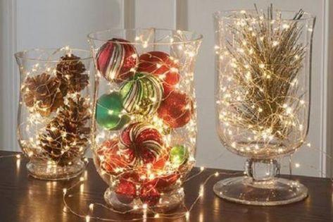 45 Ideias De Decoracao De Natal Simples E Barata Para Fazer Em