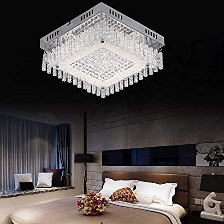 Hengda 48w Deckenlampe Led Deckenleuchte Dimmbar Flimmerfrei Lampe