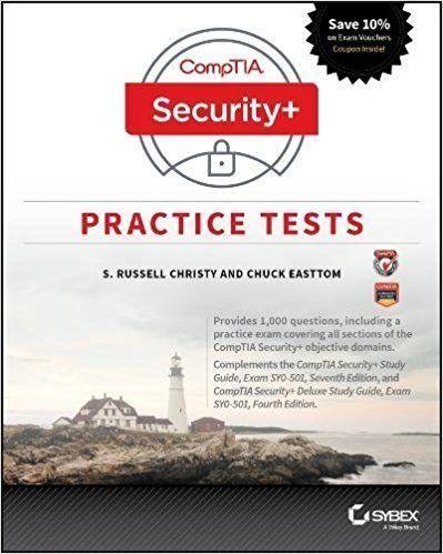 CompTIA Security+ Practice Tests #python #javascript