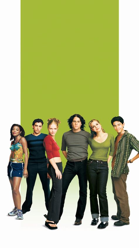10 Things I Hate About You (1999) Phone Wallpaper   Moviemania
