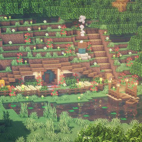 Minecraft Banner Designs, Minecraft Banners, Minecraft Plans, Minecraft Room, Cool Minecraft Houses, Minecraft Creations, Minecraft Skins Cute, Amazing Minecraft, Room Layout Planner