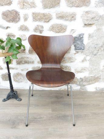 Chaise Fourmi Vintage Chaise Chair Designfurniture Design Vintagefurniture Vintage Retro 50s Chaise Fourmi Chaise Vintage