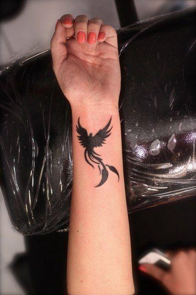 Rising Phoenix Phoenix Tattoo Feminine Small Phoenix Tattoos Tattoos For Daughters