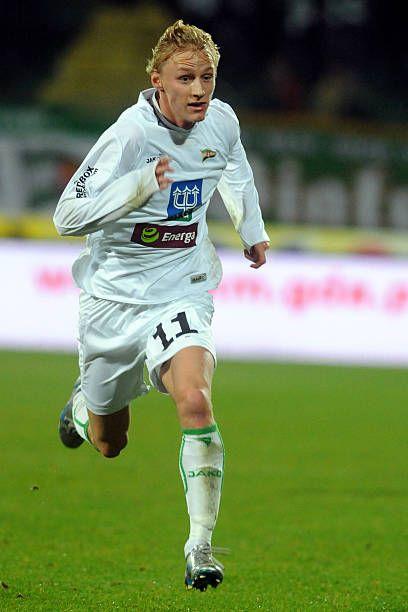 Ivans Lukianovs Of Lechia Gdansk During The Ekstraklasa Match Between