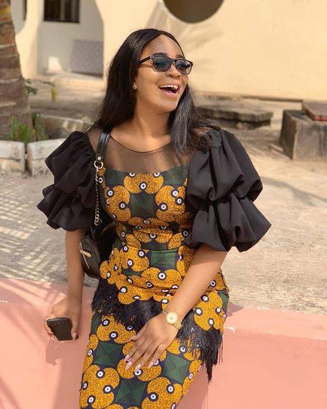 Nigerian Ankara Styles Catalogue 2019 : Get Ready For Owanmbe Party - DeZango