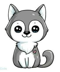 Image Result For Zombie Cartoon Cute Kawaii Drawings Cute Wolf