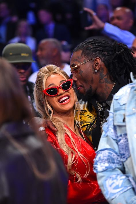 Cardi B and Offset's Relationship Timeline