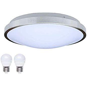 Savony Ip20 Inkl 2x Led Leuchtmittel E27 2x 6w 1040lm