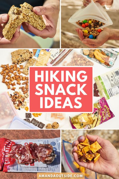 11 Hiking Snacks to Pack on Your Next Hike — Amanda Outside