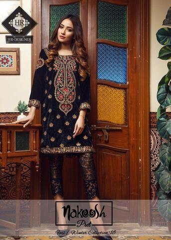 Nakoosh Velvet Suit In 2019 Designer Suits Online Velvet