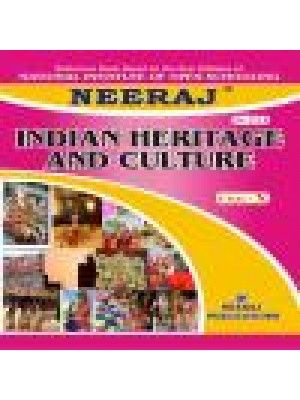 NIOS - 223 Indian Heritage Of Culture - Guide Book For Class 10th