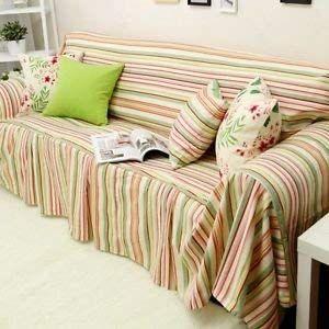 Amazon Com Swanlake Shabby And Victorian Style Stripes Cotton