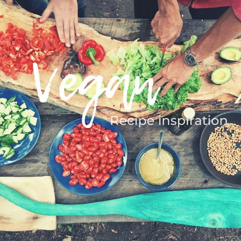 We all need some new recipes from time to time, check out this board for some inspiration. #veganinspiration #veganrecipes #vegandinner #yummy