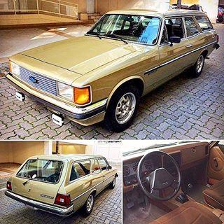 Chevrolet Caravan Comodoro 1983 Placa Preta Do Clube Do Carro
