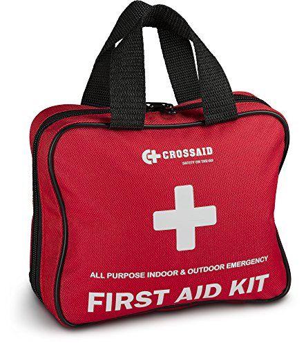 Crossaid First Aid Kit 160 Piece For Medical Emergenc Https Www Amazon Com Dp B075x25k5x Ref Cm Sw Survival First Aid Kit Emergency Kit First Aid Kit