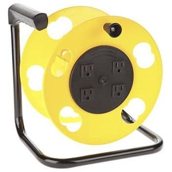 Top 10 Best Extension Cord Reels In 2020 Reviews Home Kitchen Cord Storage Extension Cord Extension Cord Reels