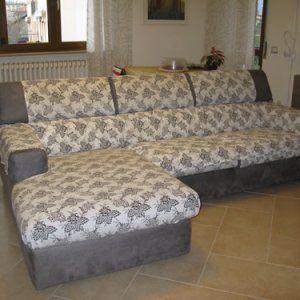 Copridivano Fai Da Te.Da Tenda A Copridivano Fai Da Te Sofa Covers Home Decor