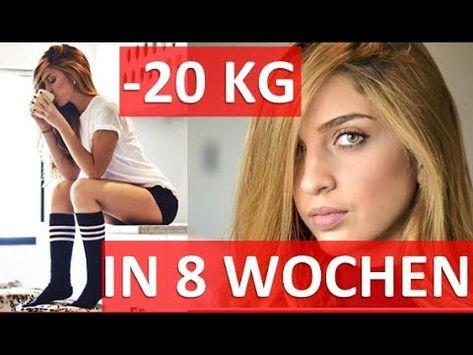 20 kg so schnell wie möglich abnehmen