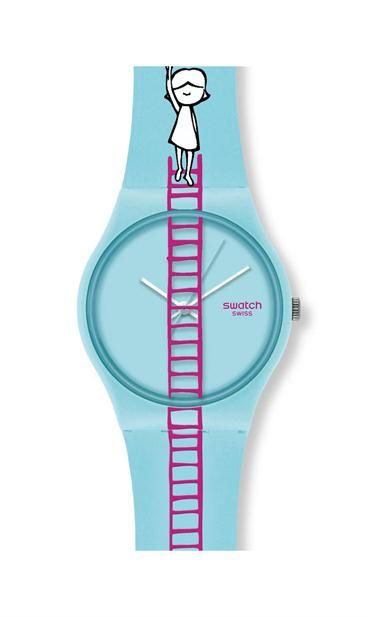 Swiss made, the Swatch watch BLESSING OF LOVE features a quartz movement, a silicone strap and a plastic watch head. Discover more Originals Gent on the Swatch United States website.