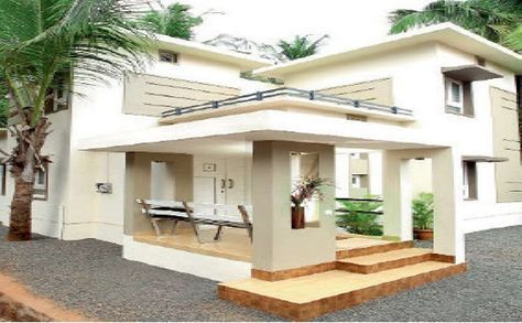 Cost Effective 4 Bedroom Modern Home In Low Budget Free