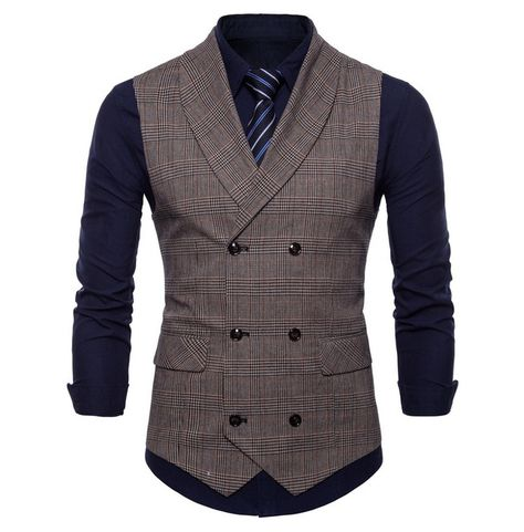 Mens Tweed Suit, Men's Waistcoat, Mens Suit Vest, Tweed Suits, Mens Suits, Suit Men, Gilet Costume, Mens Fashion Suits, Business Fashion