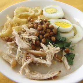Resep Bubur Ayam Bandung Kuah Sedap Enak Kalau Pergi Kesana Jangan Lupa Cicipi Tapi Jika Gak Cara Membuatnya Dirumah Kami Kasih Resep Resep Masakan Ayam