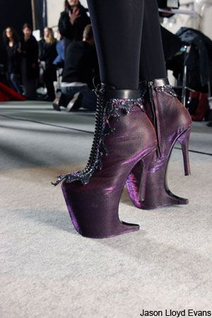 Extreme Shoes - It's All Over! | Grazia Fashion