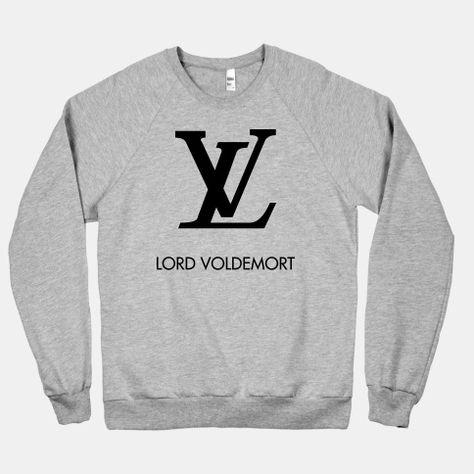 Lord Voldemort (Sweater) | HUMAN