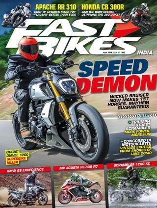 Get Your Digital Subscription Issue Of Fast Bikes India Magazine