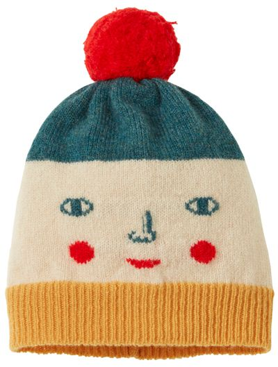 We have a real treat on P&P today with tons of new product from Donna Wilson . There are lots of fab new designs for Autumn/Winter 2016 in. Estilo Cool, Cool Hats, Aesthetic Clothes, Knitted Hats, Kids Fashion, Quirky Fashion, Knit Crochet, Cool Outfits, Embroidery