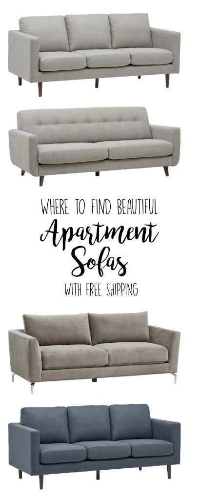 Apartment Decorating Cutest Sofas With Free Shipping College