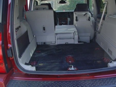 Removing The Xk 3rd Row Seats How To Page 6 Jeep Commander