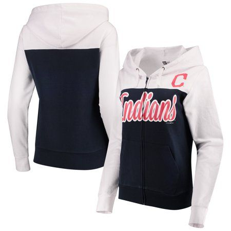 meet 16593 64a86 Cleveland Indians 5th & Ocean by New Era Women's French ...