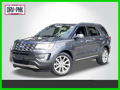 Details About 2017 Ford Explorer Limited In 2020 Ford Explorer Ford