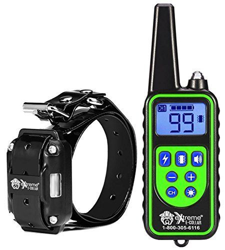 Replacement Training Collar Receiver Only For The Extreme Dog E