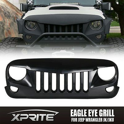 Details About Front Angry Bird Egale Eye Hook Gladiator Grille For Jeep Wrangler Jk 2007 2017 Jeep Wrangler Jeep Grill Jeep Wrangler Jk