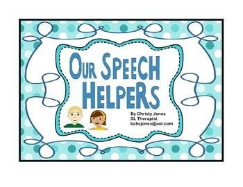 learning about our speech helpers Handy handouts® community helpers help us learn by julie a daymut, ma, ccc-slp community helpers are people who live and work in our communities  children often learn about community helpers in preschool or elementary school to learn about these workers and their jobs, teachers may show a video in class,  number in our search engine.
