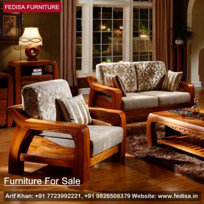 Wooden Sofa Set: sofa set price within 15000, Buy Sofa Set ...