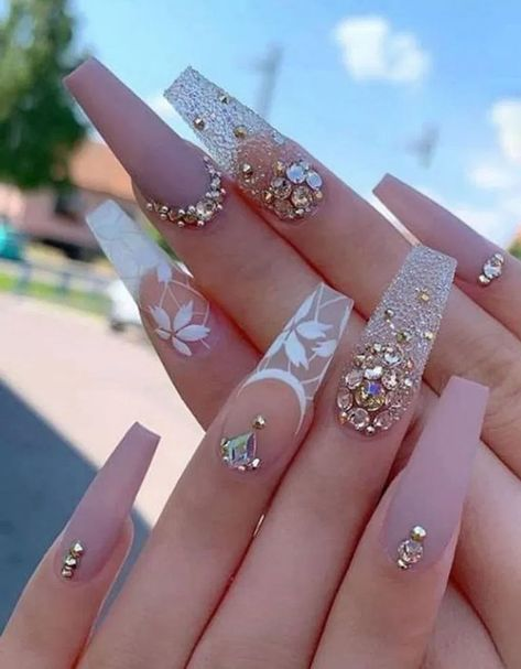 19 Top Awesome Coffin Nails Design You Must Try 6