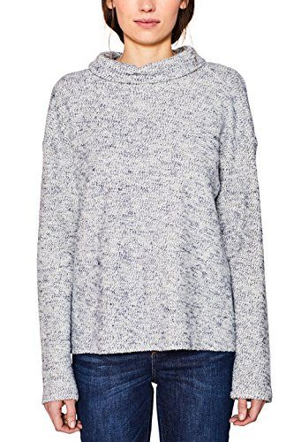 graue sweatshirt damen esprit