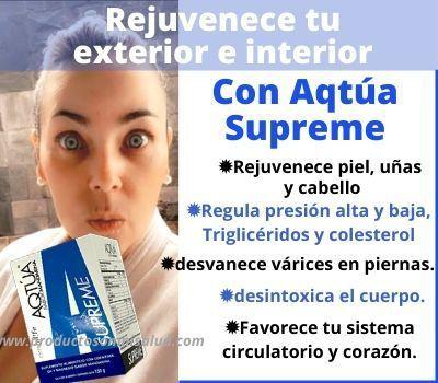 Aqtúa Supreme Para Tu Corazón Circulación Presión Arterial Y Juventud Omnilife Productos Para La Salud Estilos De Vida Saludable