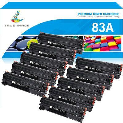 Ebay Link Ad Compatible For Hp Cf283a 83a Laserjet Pro Mfp M127fn M225dw Black Ink Toner Lot In 2020 Toner Cartridge Toner Graphic Card